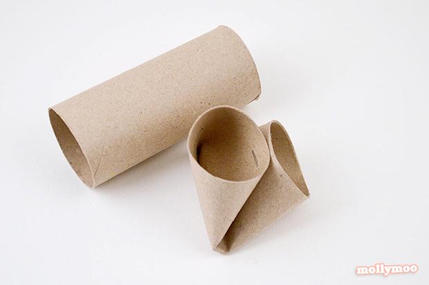 toilet-roll-shamrocks